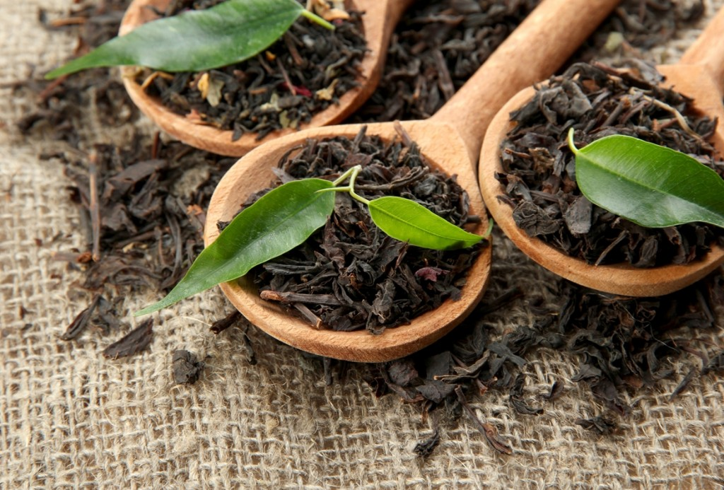 Ceai verde, ceai negru